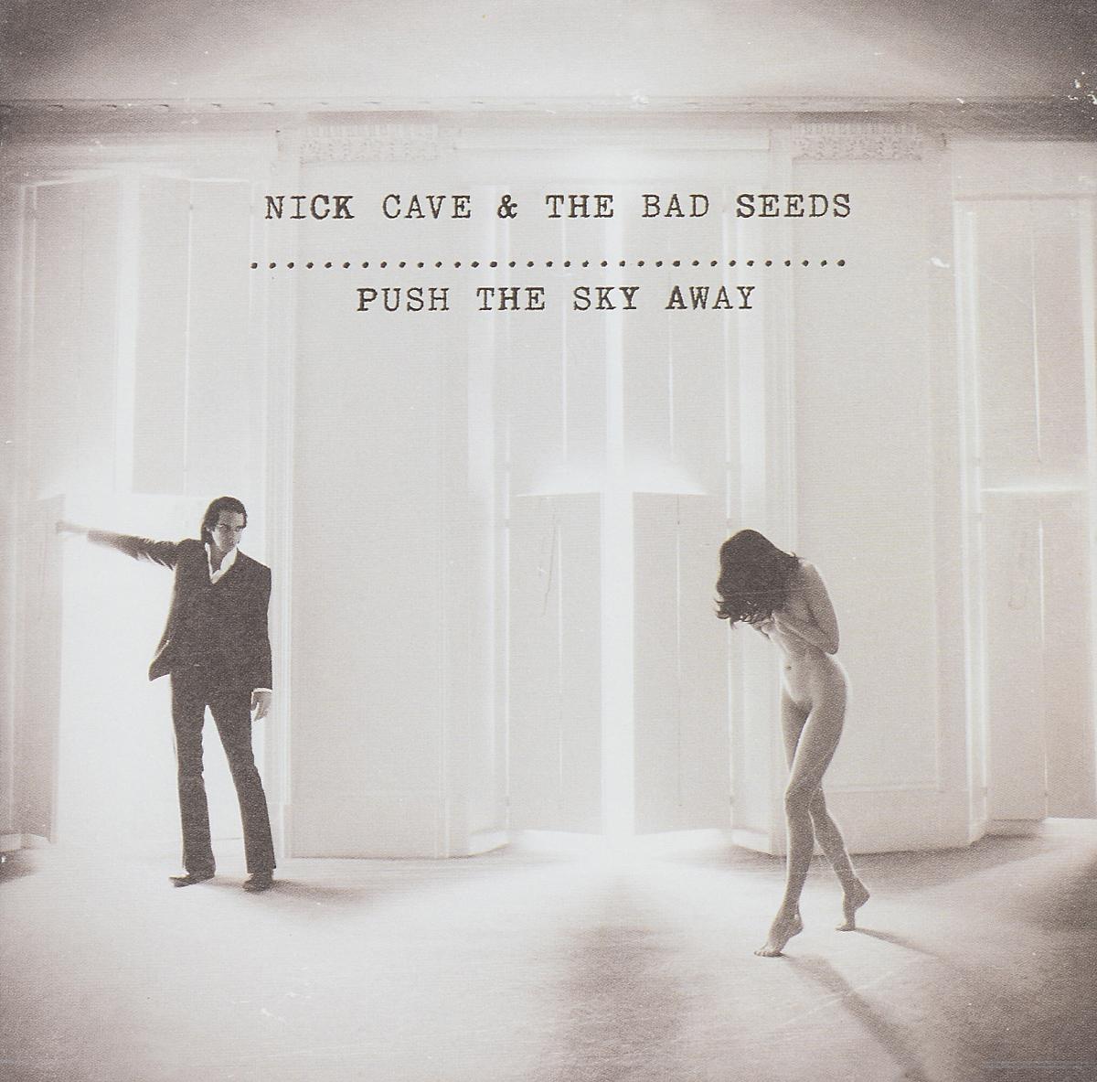 Ник Кейв,The Bad Seeds Nick Cave & The Bad Seeds. Push The Sky Away майка классическая printio во все тяжкие braiking bad ч б