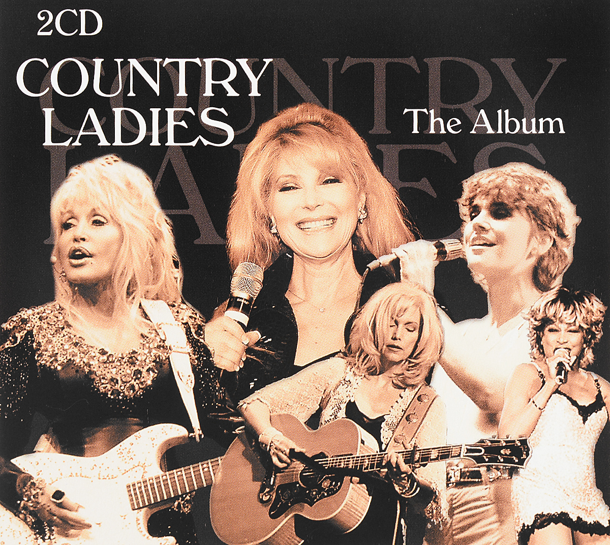 Country Ladies. The Album (2 CD)
