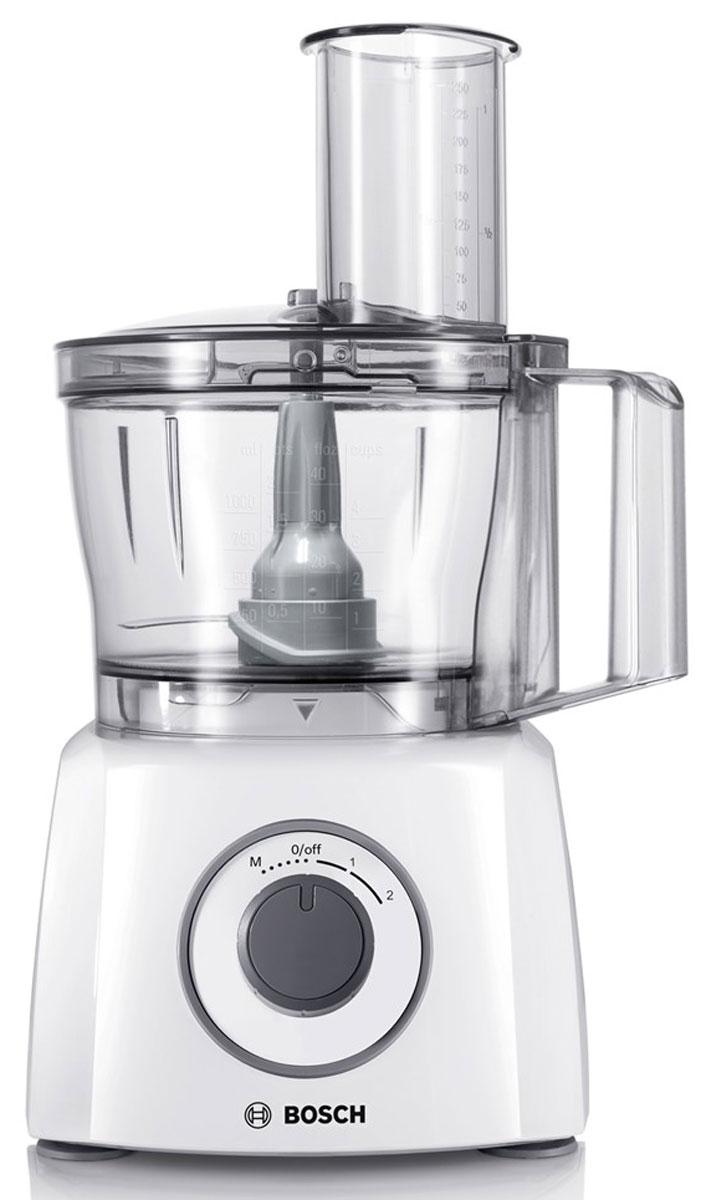 Bosch MCM3110W, White кухонный комбайн - Комбайны и мясорубки