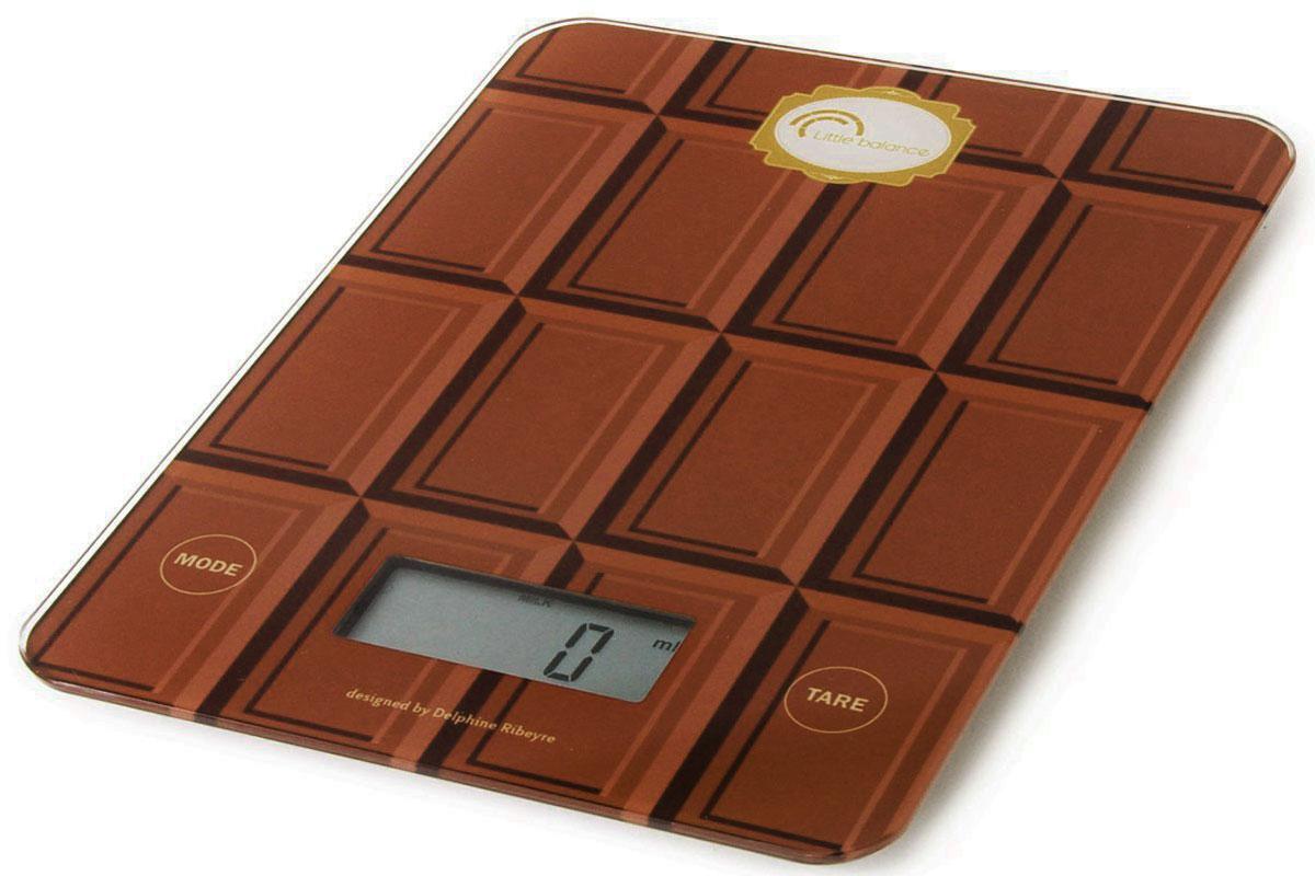 Кухонные весы Little Balance Шоколад. 8089 - Кухонные весы