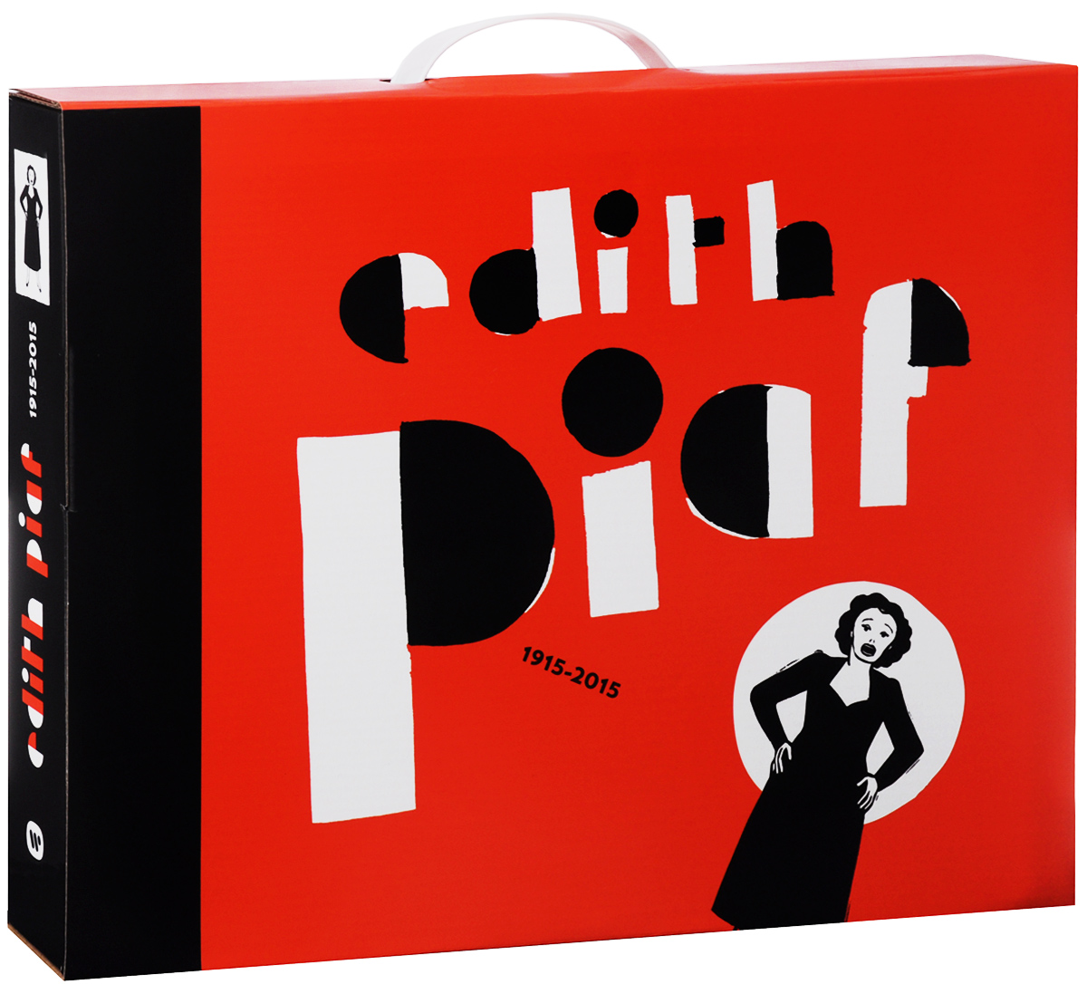 Эдит Пиаф Edith Piaf. 1915-2015. Limited Numbered Edition (20 CD + LP) roxy music roxy music the studio albums limited edition 8 lp