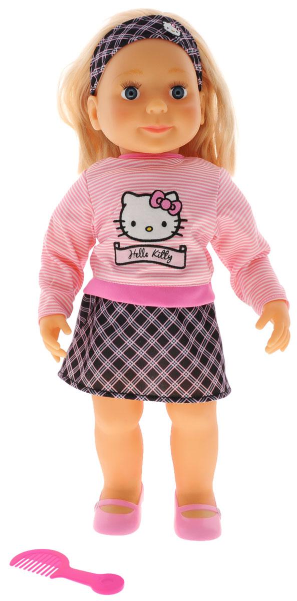 Smoby Кукла Hello Kitty Эмма simba кукла emma hello kitty 54 см 200043