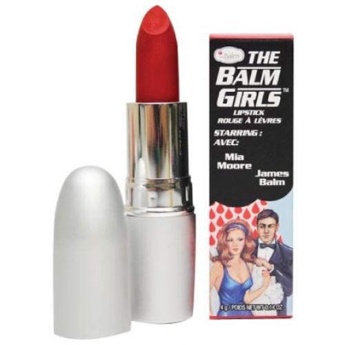 theBalm Губная помада theBalm Girls Mia Moore,4 гр100277Губная помада theBalm Girls® придает насыщенный пигмент и ухаживает за кожей губ.