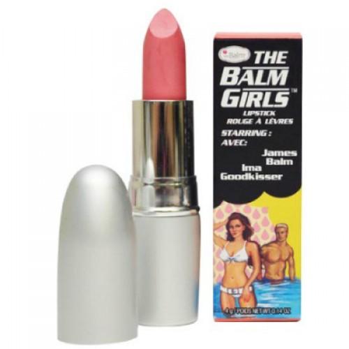 theBalm Губная помада theBalm Girls Ima Goodkisser,4 гр100307Губная помада theBalm Girls® придает насыщенный пигмент и ухаживает за кожей губ.