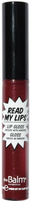 theBalm Блеск для губ Read My Lipgloss BOOM!,5,7 гр803796Блеск для губ Read My Lips lipgloss Read My Lips. В формуле: экстракт женьшеня – мощный антиоксидант, защищает и восстанавливает нежную тонкую кожу губ. Нелипкая текстура комфортна в применении. Удобный аппликатор гарантирует точное нанесение и выделение контура губ. Палитра включает различные оттенки: от мягких полутонов для естественного макияжа до насыщенных ярких - для создания выразительных запоминающихся образов. Масса 5.7 g.
