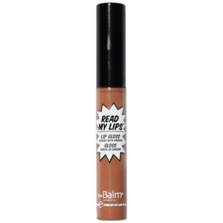 theBalm Блеск для губ Read My Lipgloss SNAP!,5,7 гр803840Блеск для губ Read My Lips lipgloss Read My Lips. В формуле: экстракт женьшеня – мощный антиоксидант, защищает и восстанавливает нежную тонкую кожу губ. Нелипкая текстура комфортна в применении. Удобный аппликатор гарантирует точное нанесение и выделение контура губ. Палитра включает различные оттенки: от мягких полутонов для естественного макияжа до насыщенных ярких - для создания выразительных запоминающихся образов. Масса 5.7 g.