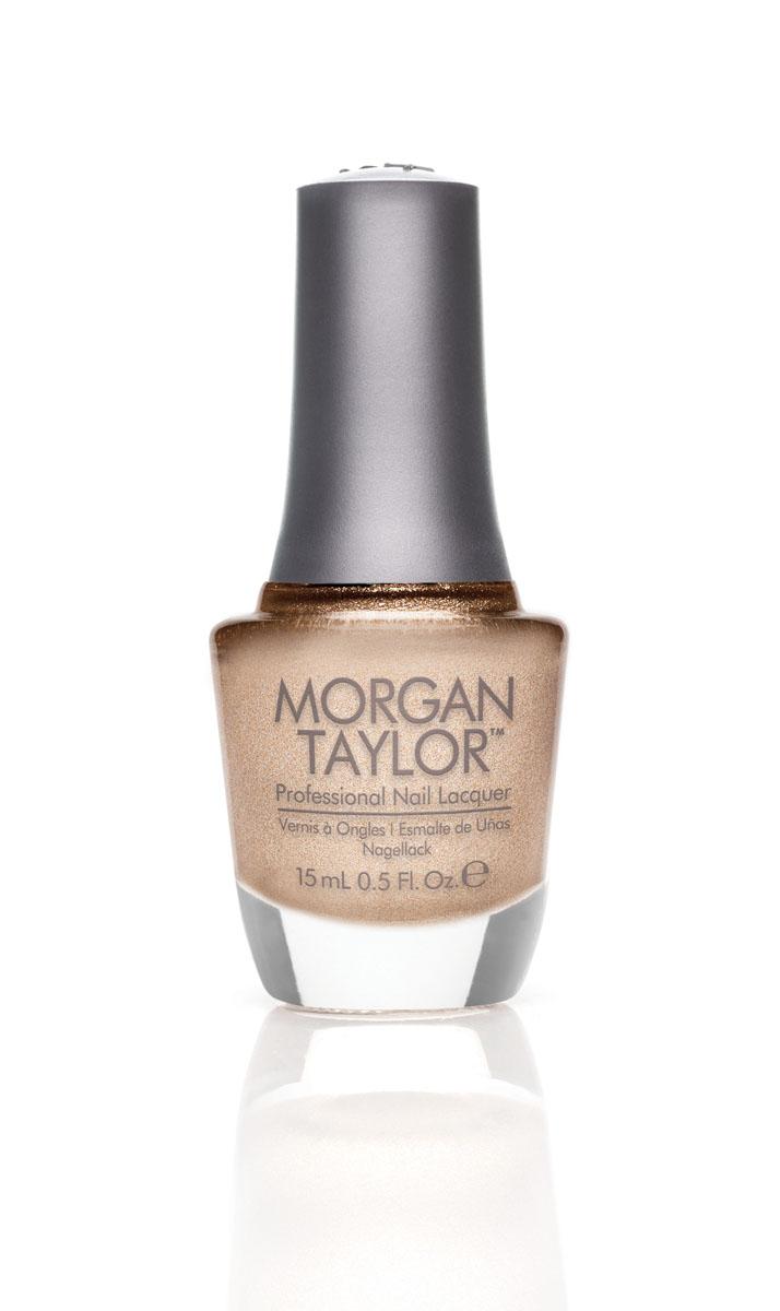 Morgan Taylor Лак для ногтей Bronzed & Beautiful/Бронзовый, 15 мл