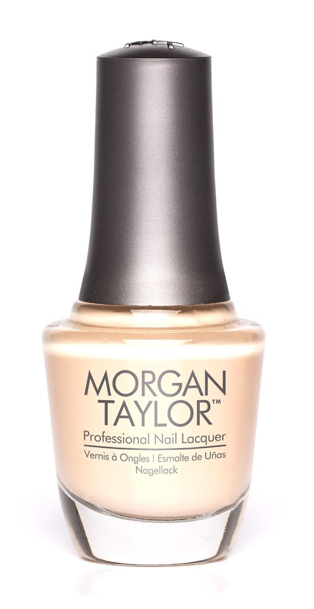 Morgan Taylor Лак для ногтей New School Nude/Новенькая в школе, 15 мл