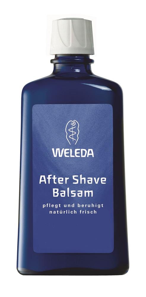 Weleda Бальзам после бритья 100 мл нивея бальзам после бритья восстанавливающий увлажняющий 100