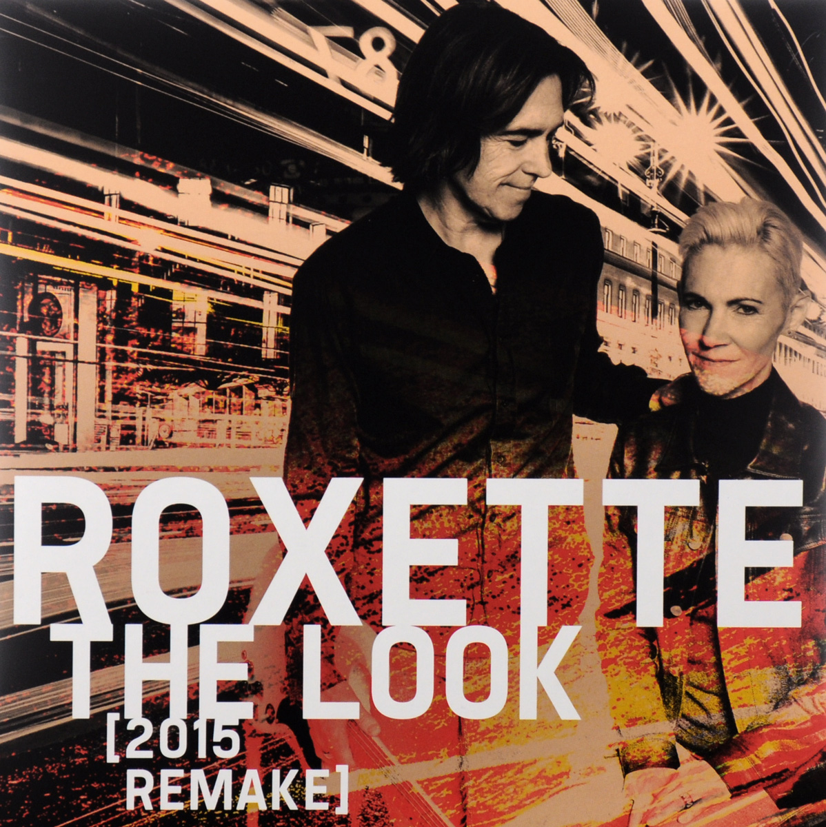Roxette Roxette. The Look (2015 Remake) (LP) roxette roxette crash boom bang