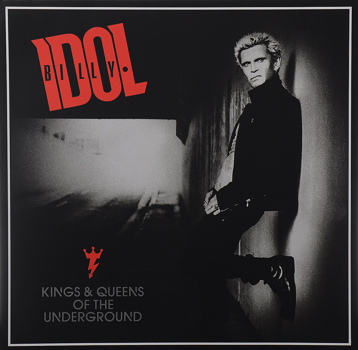 Фото - Билли Айдл Billy Idol. Kings & Queens Of The Underground (2 LP) kings and queens