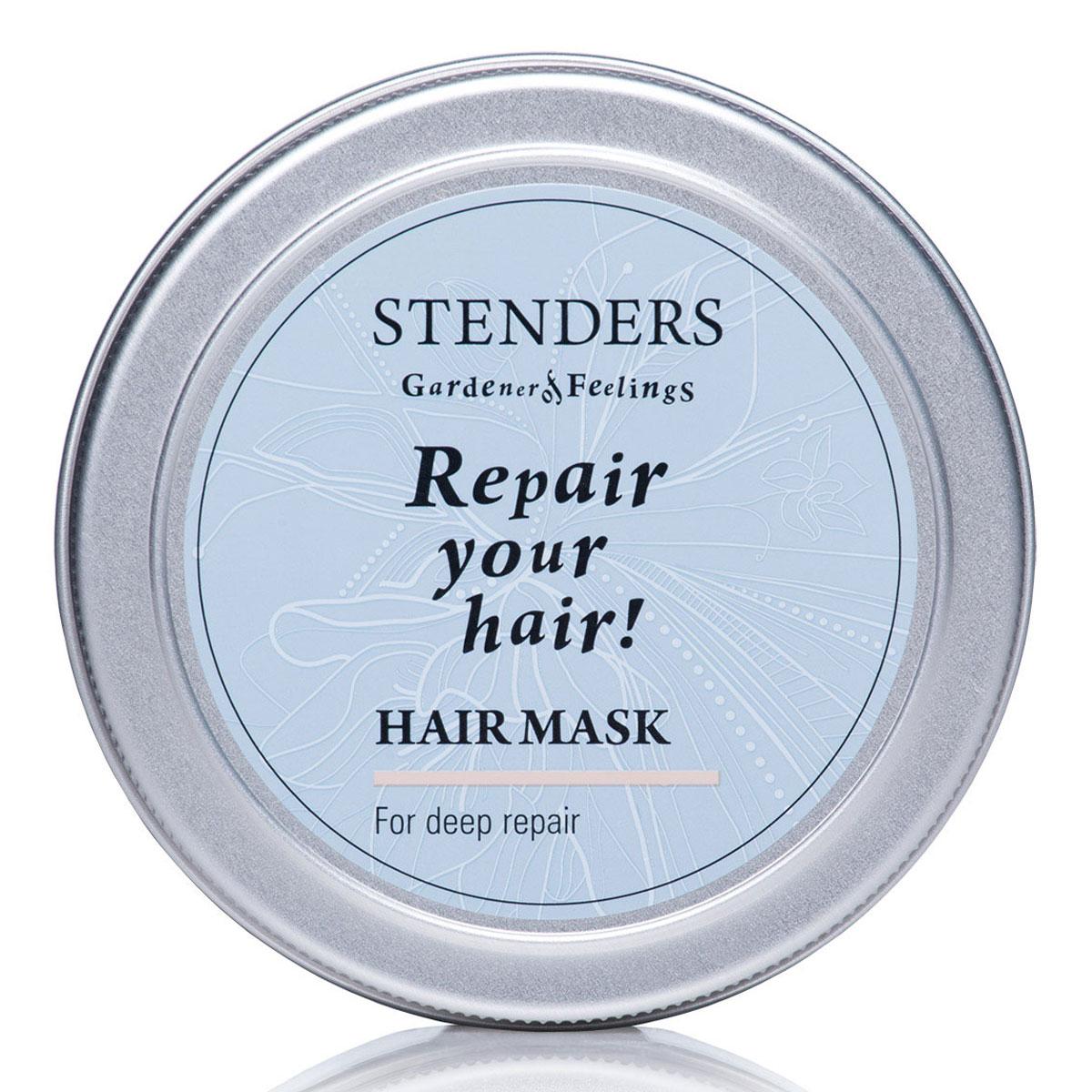 Stenders Маска для интенсивного восстановления волос, 200 млMASKA_3D_M