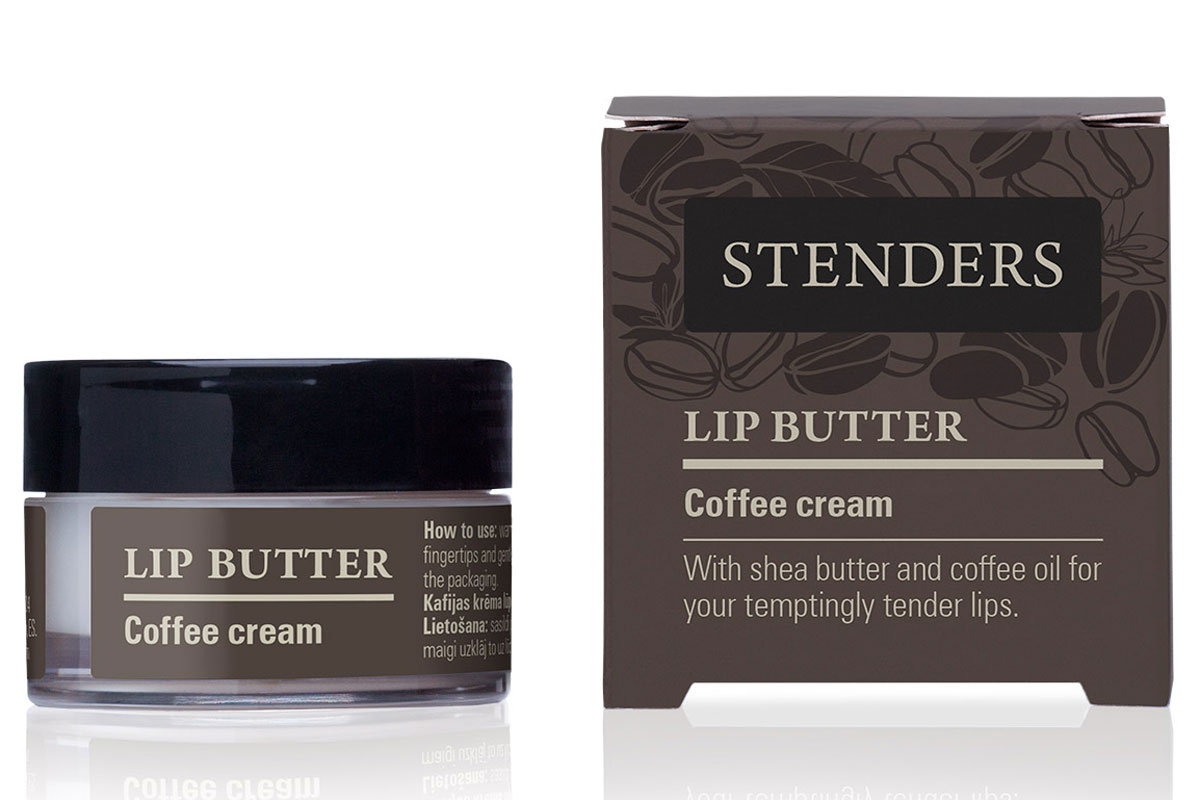 Stenders Масло для губ Кофе-крем, 7 гSVL_03Масло для губ «Кофе-крем» увлажнит и разгладит ваши губы, чтобы они стали нежными, как крем. Ощутите, как легко натуральное масло ши наносится на ваши губы, питая и успокаивая их. Манящий аромат кофейного крема станет вашим ежедневным сладким соблазном, которому захочется поддаться вновь и вновь.0% минерального масла.Масло ши обладает свойством быстро впитываться в кожу, длительное время насыщая и защищая ее, делая кожу шелковисто-гладкой. Превосходно увлажняет, смягчает и восстанавливает кожу, а также задерживает ее старение.