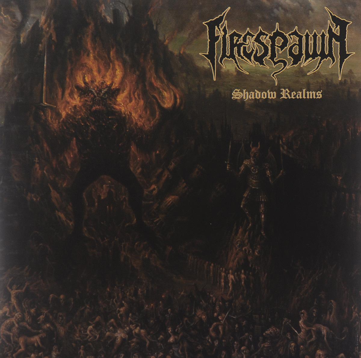 Firespawn Firespawn. Shadows Realms (LP + CD) shadows shadows singles collection 2 lp