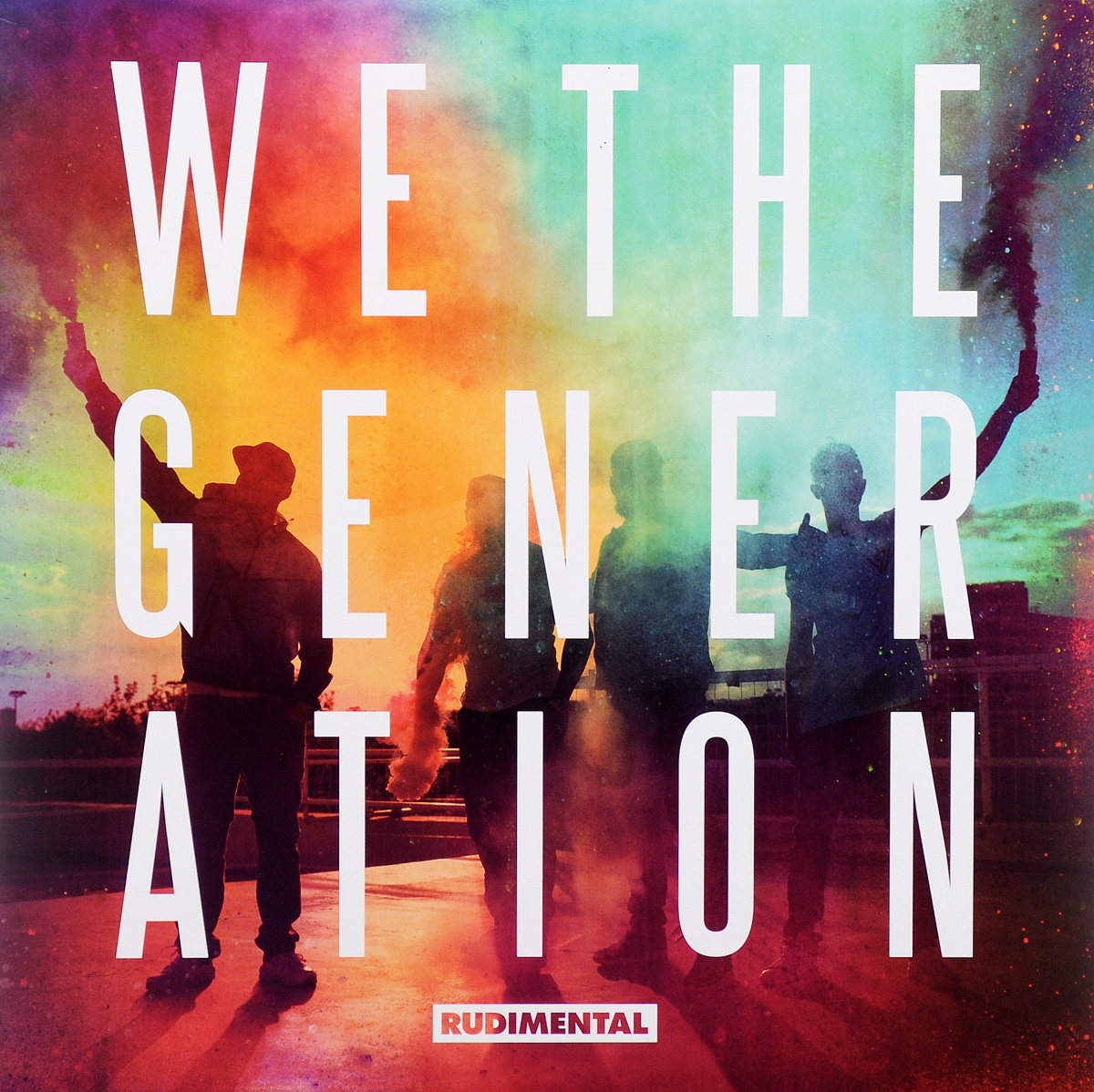 Rudimental. We The Generation (2 LP)