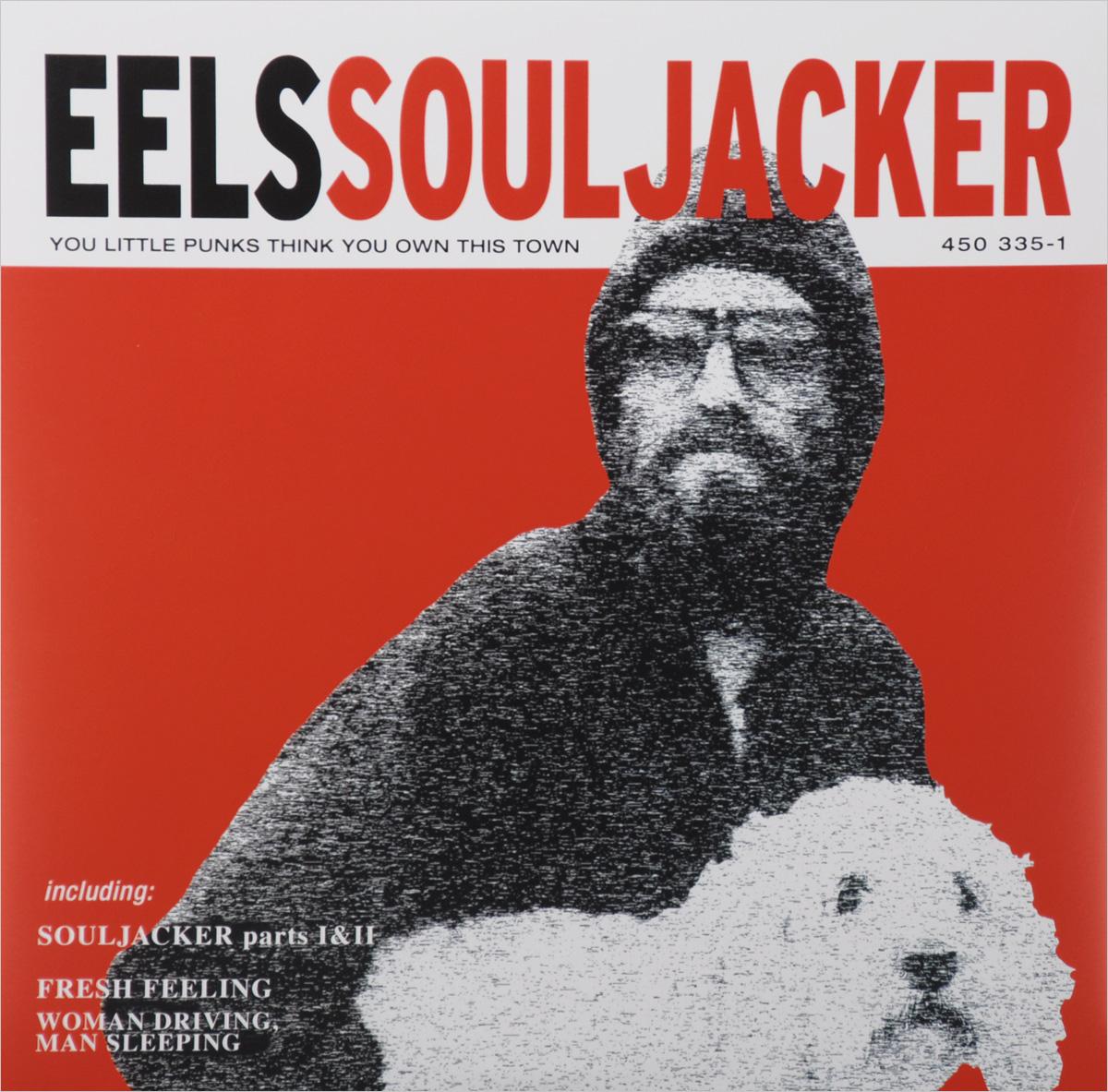 Eels Eels. Souljacker (LP) eels eels electro shock blues