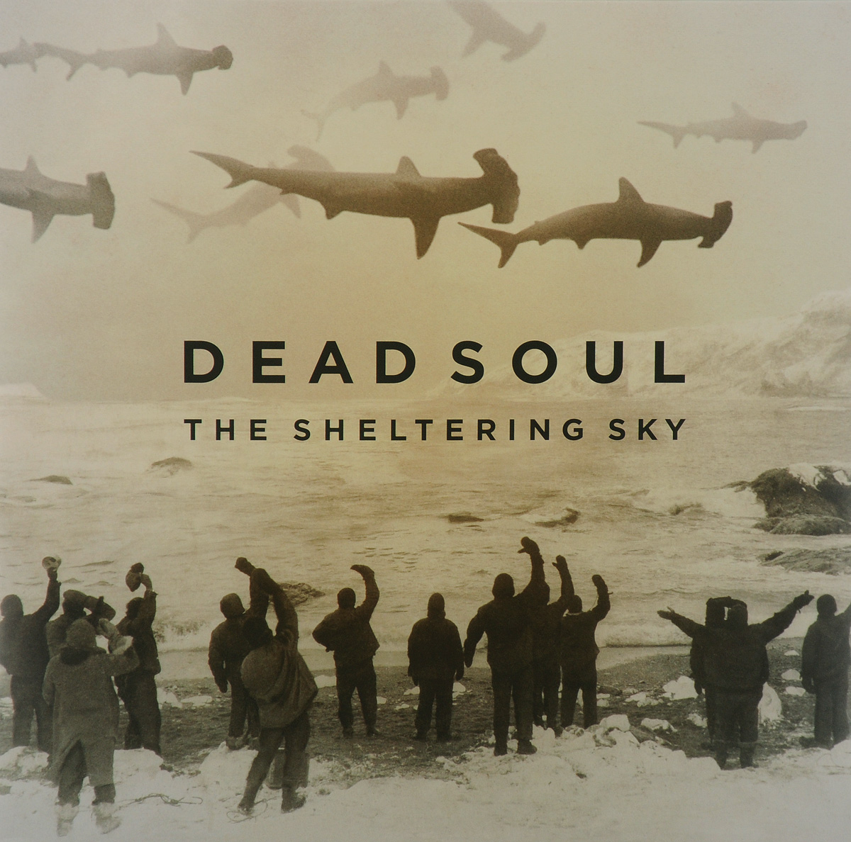 Dead Soul Dead Soul. The Sheltering Sky (LP + CD) dead can dance dead can dance spiritchaser 2 lp