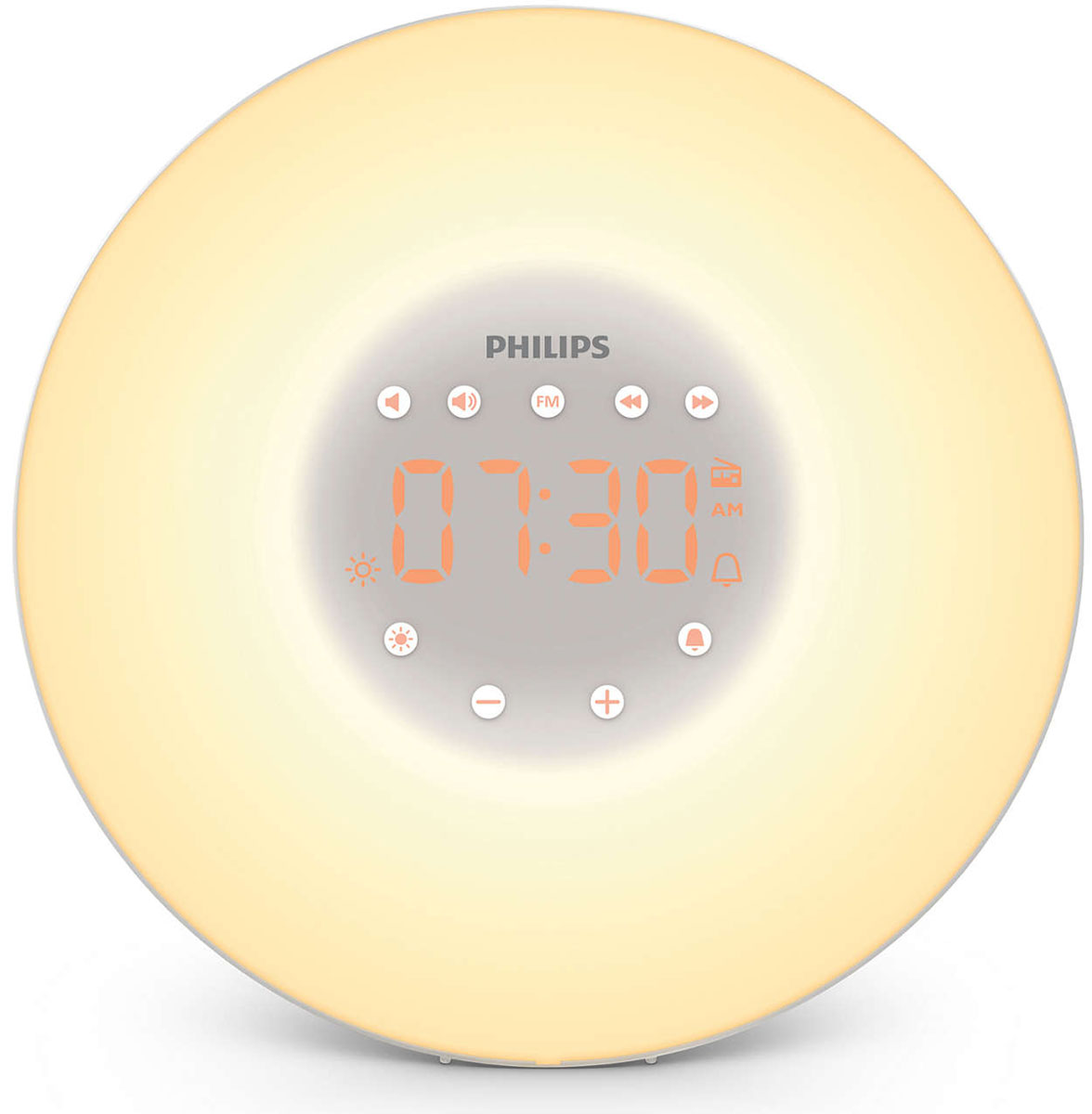 Philips HF3505/70 Wake-up Light световой будильник будильник philips hf3510 01 wake up light
