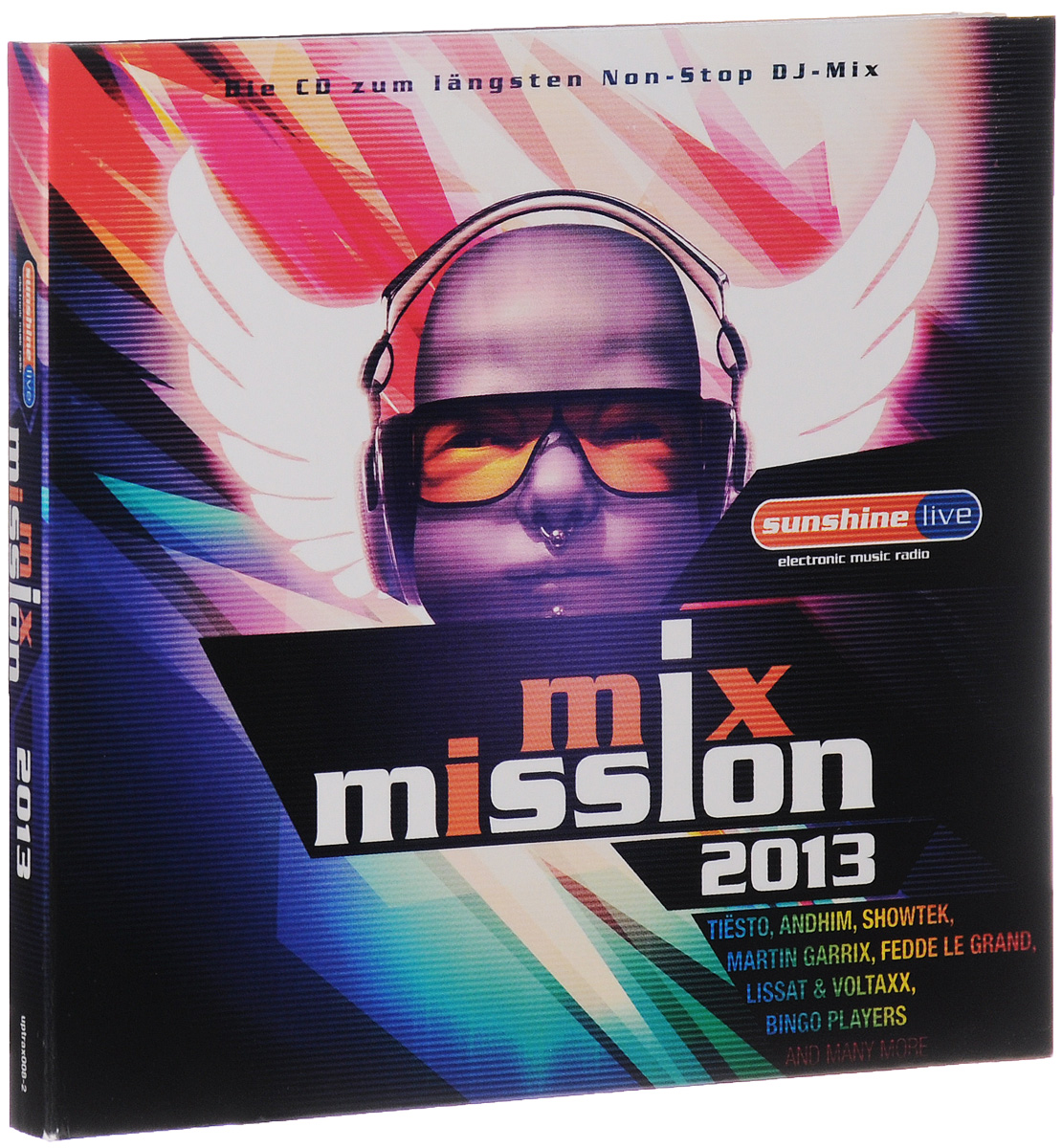 Mix Mission 2013 (2 CD)