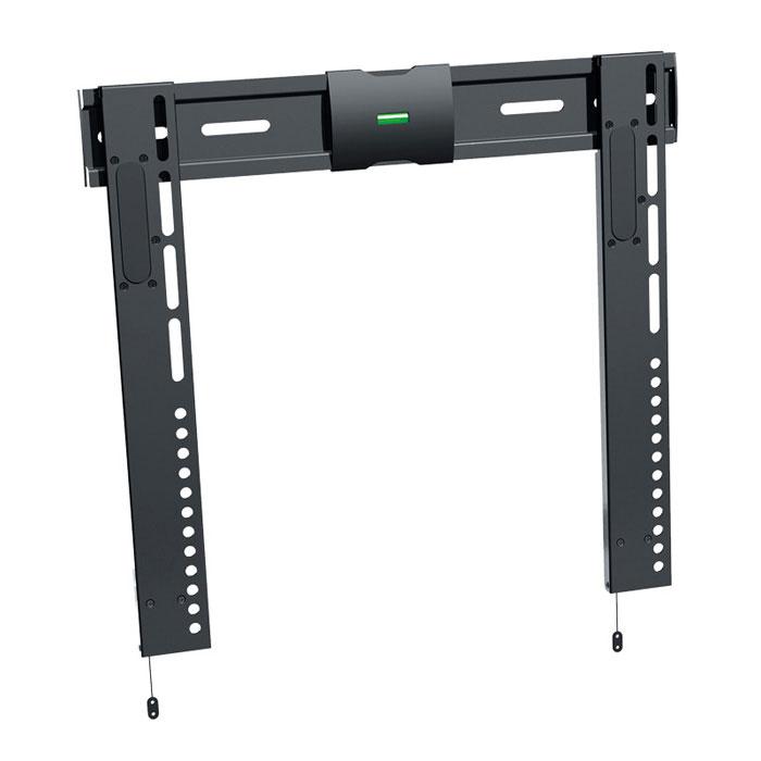 Sven FS31-44 крепление для телевизораSV-010966Отличительными особенностями крепления Sven FS31-44 являются надежность и качество конструкции, простота в монтаже иустановке, применение специальной высокопрочной полимерной покраски. В комплекте поставки имеется наборвсех необходимых аксессуаров для монтажа.Модельный ряд серии FS характеризуется фиксированным тонким типом крепления, предполагающим экономиюпространства. Эти крепления можно использовать для плоских телевизоров и мониторов как небольших, так ибольших размеров.