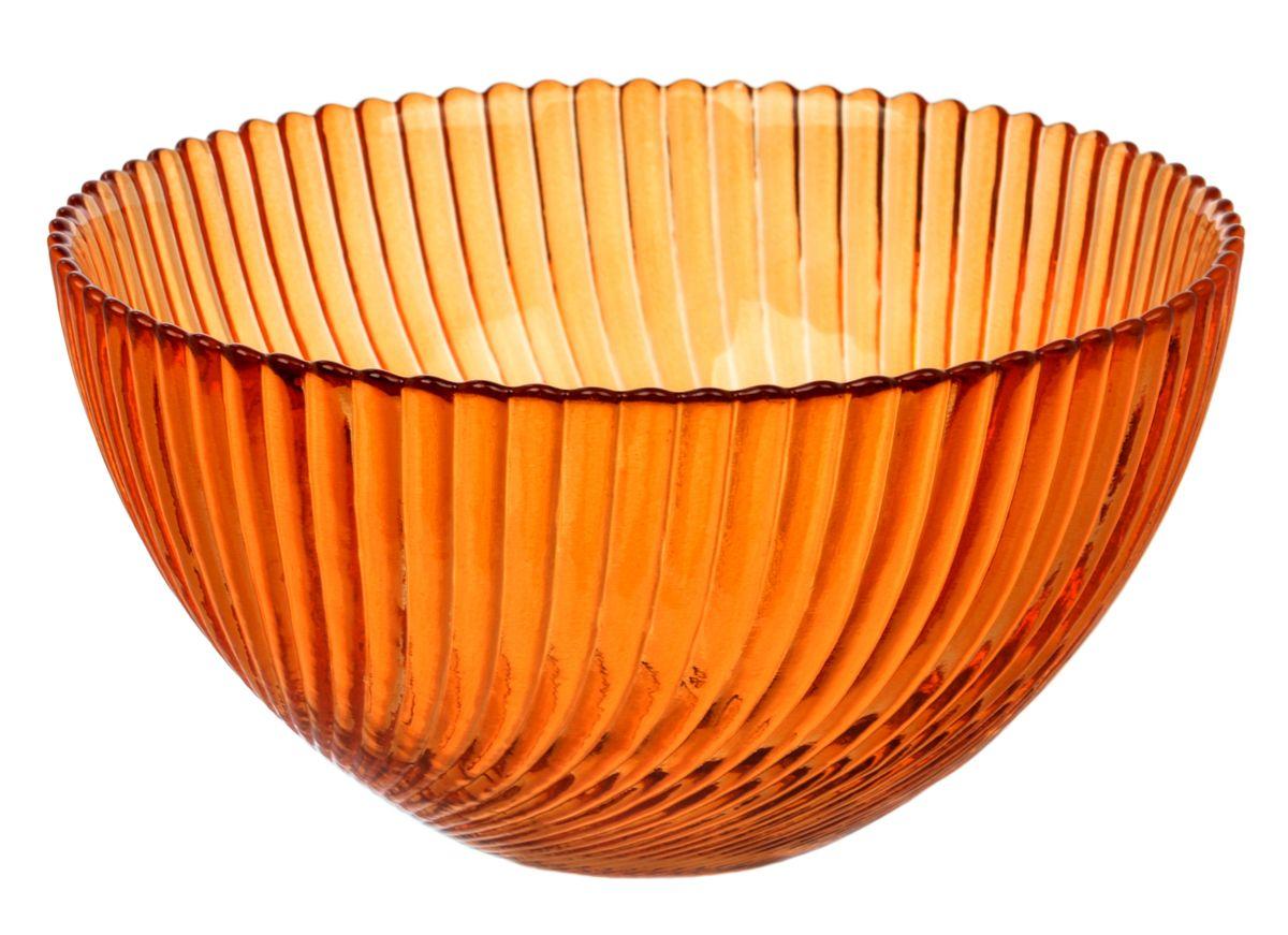 Салатник 20см Альтера оранжевый