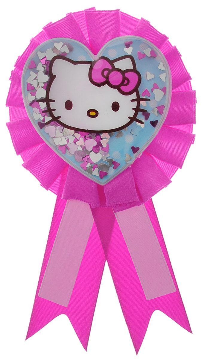 Веселая затея Значок Hello Kitty