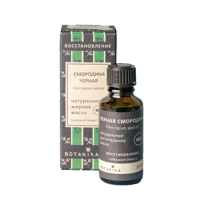 Жирное масло Botanika Смородина черная, для сухой, раздраженной и увядающей кожи, 30 мл00007836Натуральное 100% жирное масло Botanika Смородина черная обладает прекрасными восстанавливающими, увлажняющими и разглаживающими свойствами. Поддерживает эластичность кожи, благодаря наличию витамина С, стимулируя синтез коллагена. Способствует восстановлению барьерной функции кожи. Применяется для восстановления сухой, шелушащейся, раздраженной кожи и в комплексной терапии кожных заболеваний. Рекомендуется также для увядающей кожи. Уменьшает раздражение, вызванное химическими веществами.Характеристики:Объем: 30 мл. Производитель: Россия. Товар сертифицирован.