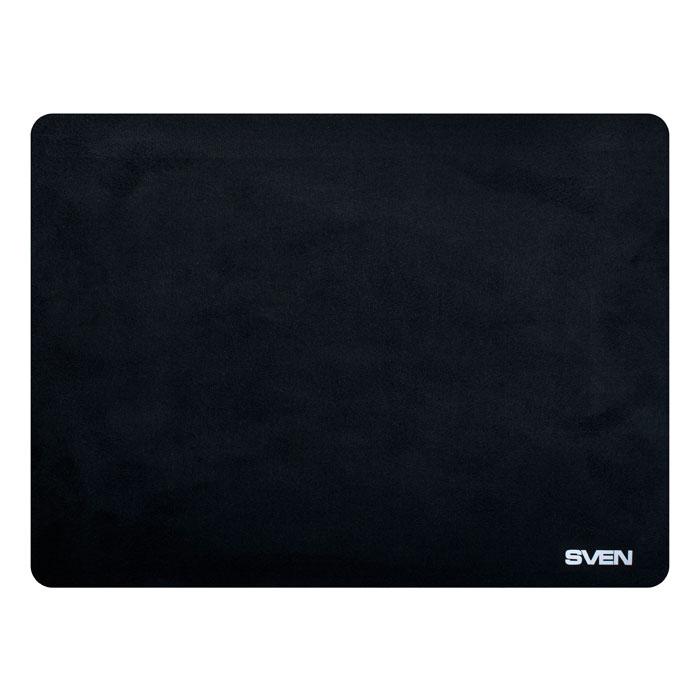 Sven HC-01-03, Black коврик для мышиSV-009885Особенности модели Sven HC-01: ультратонкий микрофиберный коврик для оптической мыши из ультрамягкого материала, защищает экран ноутбука от повреждения, можно использовать для очистки монитора от пыли, жесткое сцепление с поверхностью стола, устойчивость к деформации.