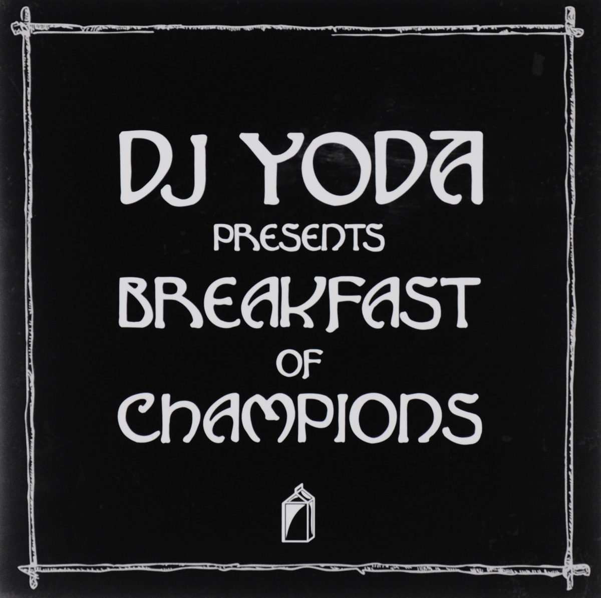 DJ Yoda DJ Yoda. Breakfast of Champions dj schwede dj schwede fascinated maxi single lp