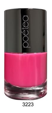 POETEQ Гель-лак для ногтей, тон 23, 7 мл3700388532236Лак с эффектом гелевого покрытия. Наносить такой лак нужно обычным способом без использования лампы. Готовый маникюр выглядит так, как будто ногти покрыты гелевым UV лаком
