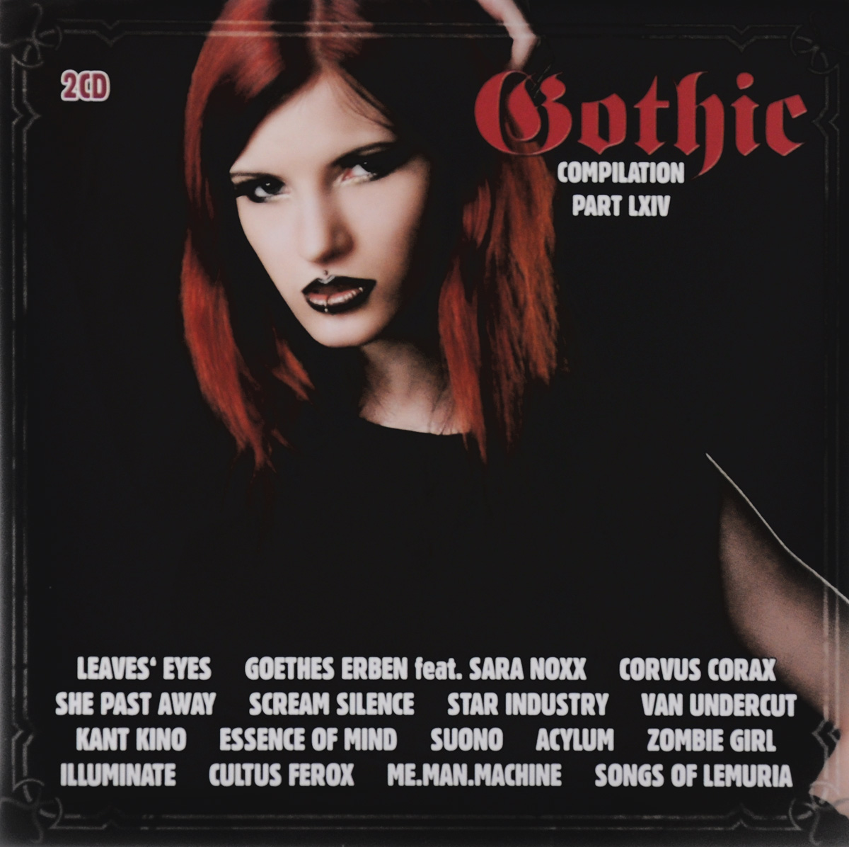 Gothic Compilation 64 (2 CD)
