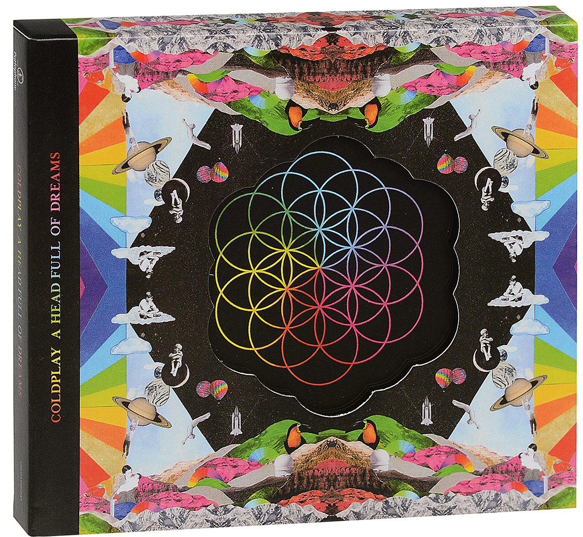 Coldplay Coldplay. A Head Full Of Dreams coldplay – a rush of blood to the head lp