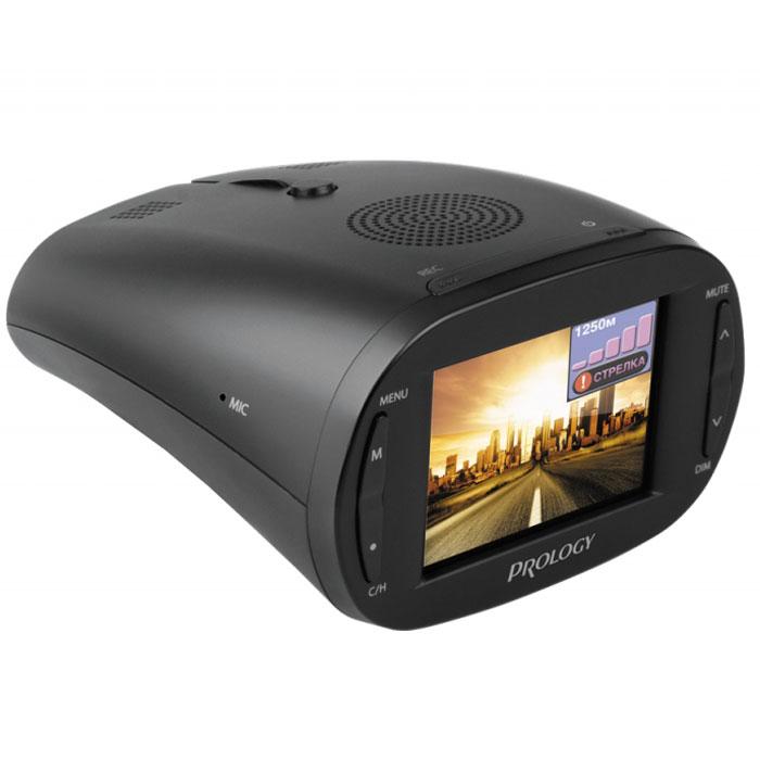 Prology iOne-1000 автомобильный видеорегистратор радар детектор prology iscan 3050