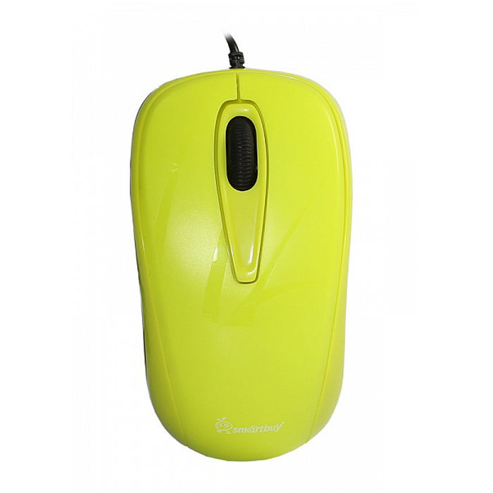 SmartBuy SBM-310, Yellow мышь