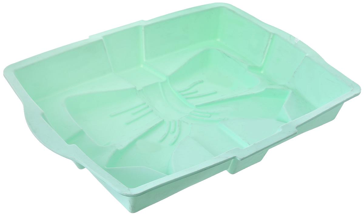 Форма для выпечки Mayer & Boch Сюрприз, силиконовая, цвет: мятный, 31 х 23 х 6 см21981Форма для выпечки Mayer & Boch Сюрприз изготовлена из высококачественного силикона. Дно изделия декорировано фигуркой в виде бантика. Стенки формы легко гнутся, что позволяет легко достать готовую выпечку и сохранить аккуратный внешний вид блюда.Силикон - материал, который выдерживает температуру от -40°С до +230°С. Изделия из силикона очень удобны в использовании: пища в них не пригорает и не прилипает к стенкам, форма легко моется. Приготовленное блюдо можно очень просто вытащить, просто перевернув форму, при этом внешний вид блюда не нарушится. Изделие обладает эластичными свойствами: складывается без изломов, восстанавливает свою первоначальную форму. Порадуйте своих родных и близких любимой выпечкой в необычном исполнении. Подходит для приготовления в микроволновой печи и духовом шкафу при нагревании до +230°С; для замораживания до -40°.Внутренний размер формы: 29 х 23 х 5 см.