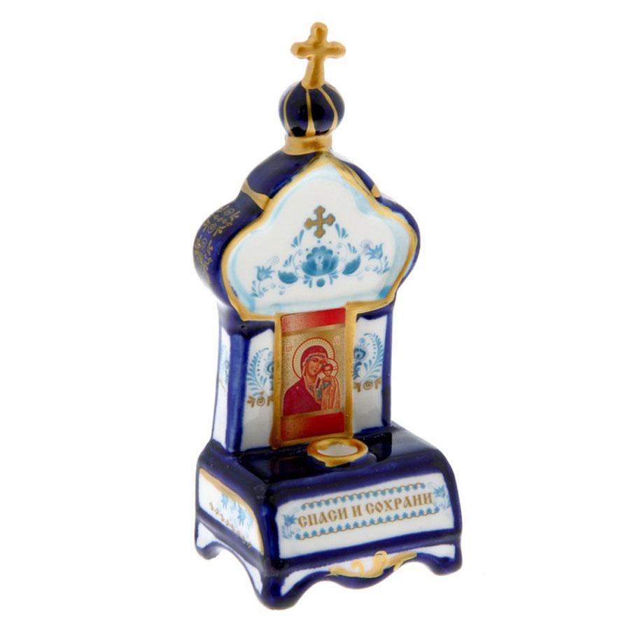 Подсвечник Sima-land Киот. Казанская икона Божией Матери, высота 13 см