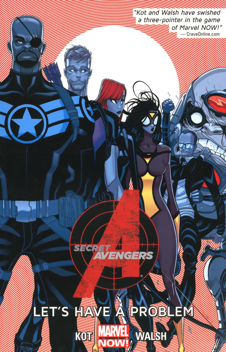 Secret Avengers: Let's Have a Problem: Volume 1 uncanny avengers unity volume 3 civil war ii