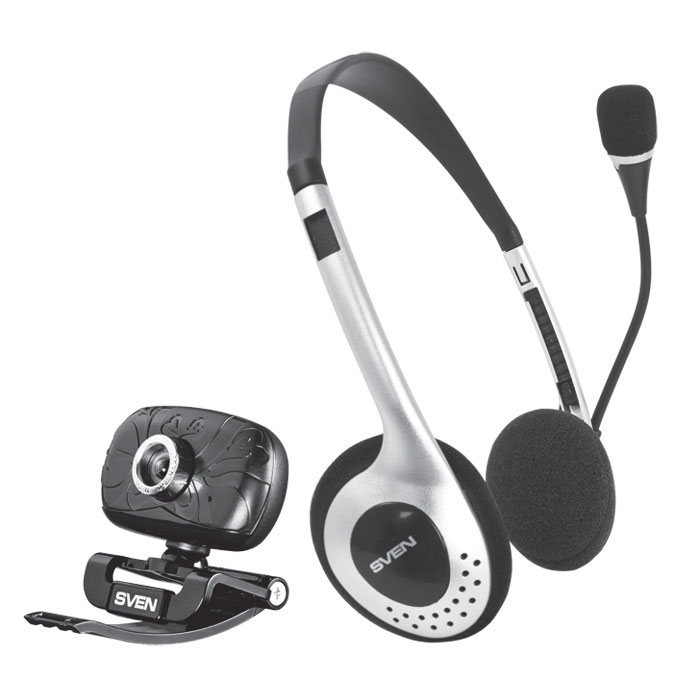 Sven ICH-3500 веб-камера + гарнитура