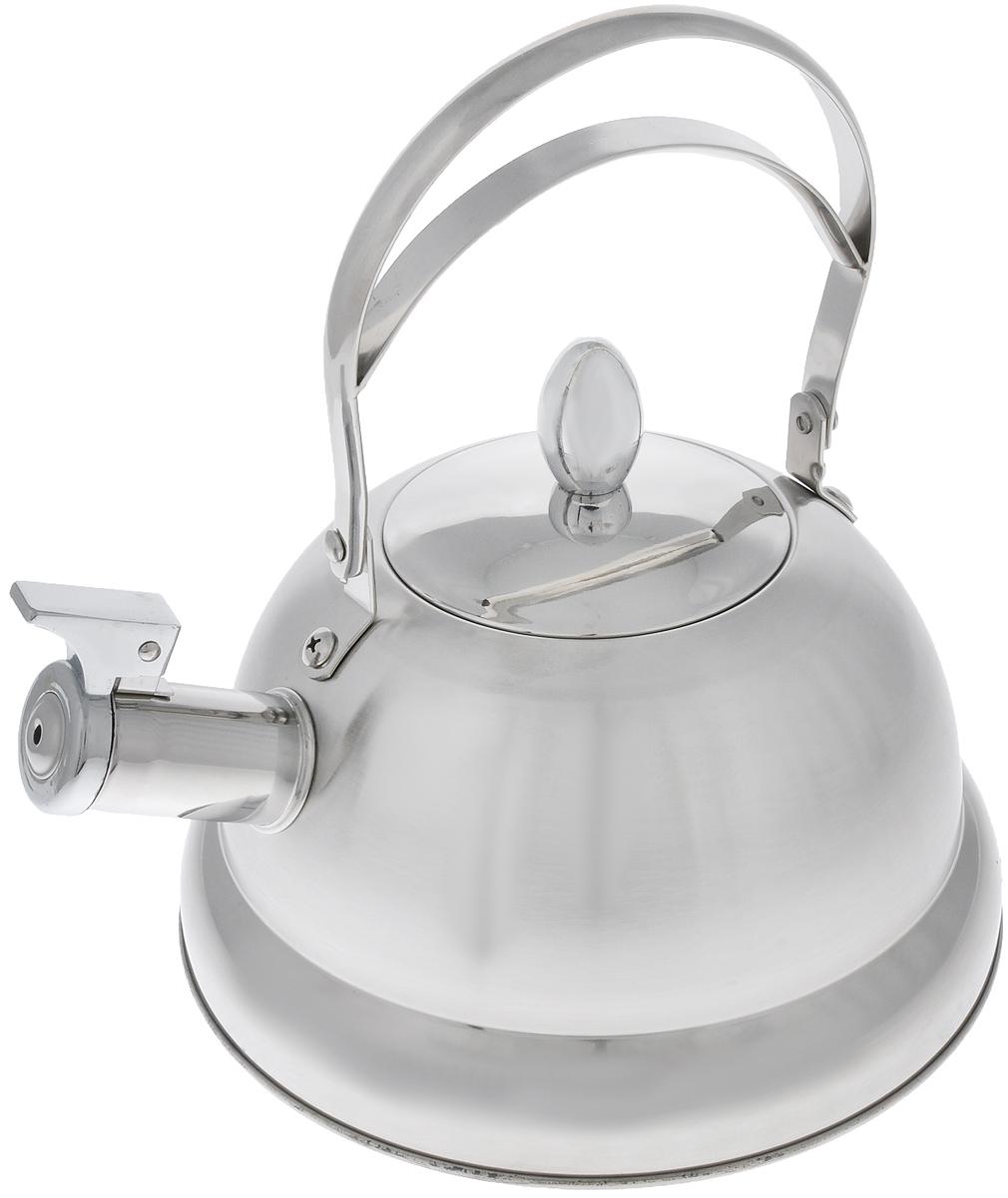 Чайник Mayer & Boch, со свистком, 3 л. 2323223232Чайник Mayer & Boch выполнен из высококачественной нержавеющей стали, что делаетего весьма гигиеничным и устойчивым к износу при длительном использовании. Носик чайникаоснащен насадкой-свистком, что позволит вам контролировать процесс подогрева иликипяченияводы. Подвижная ручка дает дополнительное удобствопри наливании напитка.Поверхность чайника гладкая, что облегчает уход за ним. Эстетичный и функциональный, с эксклюзивным дизайном, чайник будет оригинальносмотретьсяв любом интерьере.Подходит для всех типов плит, включая индукционные. Можно мыть в посудомоечной машине.Высота чайника (без учета ручки и крышки): 12 см.Высота чайника (с учетом ручки и крышки): 25 см.Диаметр чайника (по верхнему краю): 10,5 см.