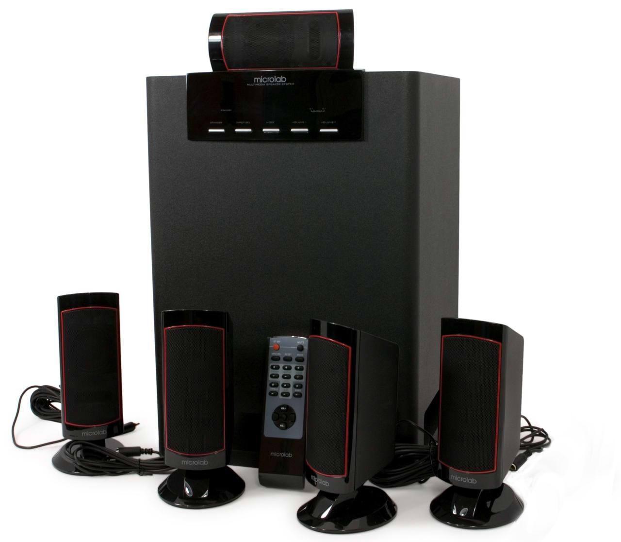 Microlab X15, Black акустическая система69127Microlab X15 - это акустическая система с возможностью шестиканального воспроизведения звука. Технические особенности Microlab X15: 8 динамик сабвуфера использует качественную двойную магнитную систему, длинный ход подвеса для четкого и упругого баса; Порт фазоинвертора eAirbass усиливает бас, не искажая его. Новый дизайн фазоинвертора обеспечивает чистый звук в расширенном частотном диапазоне. Использование новых технологий с электронным управлением позволяет достичь точнейшего воспроизведения низких частот и кристально чистых верхов. Более того, фазолинейная технология производства обеспечивает максимально точную передачу медленных низких частот. С eAirbass microlab глубокий, чистый, реалистичный бас возможен у вас дома!