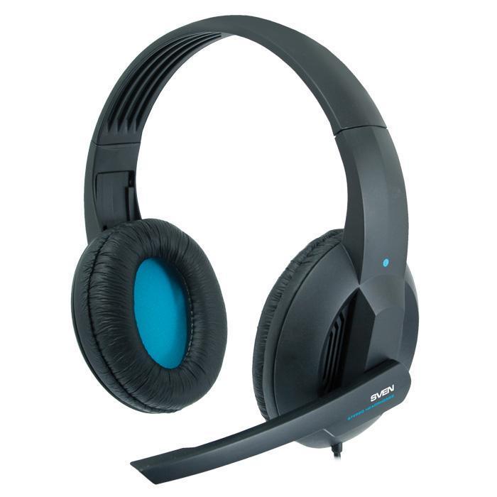 Sven AP-680MV наушники с микрофономSV-0410680MVРегулируемое оголовье AP-680MV обеспечивает удобную посадку гарнитуры на голове. Поворотный держатель позволяет установить микрофон на оптимальном для пользователя расстоянии. Управление громкостью осуществляется с помощью регулятора на кабеле. Благодаря системе пассивного шумоподавления (SVEN PNC) внешние звуки отсекаются и не оттеняют воспроизводимый аудиоконтент. Урбанистический дизайн модели понравится молодому поколению. SVEN AP-680MV – под стать профессиональным геймерским гарнитурам. За счет мягких амбушюров создается впечатление, что слева и справа к ушам приложили по подушке. Осталось закрыть глаза и расслабиться.Сегодня многие владельцы наушников и гарнитур негласно пропагандируют идею: «уши» должно быть видно! Это связано и с преимуществом конструкции закрытых амбушюров, и эффектом шумоподавления, и со стильным дизайном, который ни в коем случае не стоит скрывать. Ориентируясь на данную тенденцию, компания SVEN представила модель наушников с микрофоном SVEN AP-680MV. Регулируемое оголовье устройства обеспечивает удобную посадку гарнитуры на голове. Поворотный держатель позволяет установить микрофон на оптимальном для пользователя расстоянии. Управление громкостью в модели SVEN AP-680MV осуществляется с помощью регулятора на кабеле.В устройстве выполнена система пассивного шумоподавления (SVEN PNC). Это значит, что внешние звуки просто отсекаются и не оттеняют воспроизводимый аудиоконтент. Будь то музыка, фильм, разговор по мессенджеру или видеоконференция – звучание всегда будет очень чистым и детальным.Урбанистический дизайн модели, в первую очередь, понравится молодому поколению. За счет своей формы, материалов исполнения и веса устройство почти не ощущаются на голове даже после нескольких часов работы. SVEN AP-680MV – под стать профессиональным геймерским гарнитурам. За счет мягких амбушюров создается впечатление, что слева и справа к ушам приложили по подушке. Осталось закрыть глаза и расслабиться.