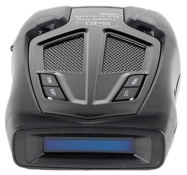 Whistler PRO-99ST+, Black радар-детектор00000008950При разработке этой модели внимание было акцентировано на исправлении недоработок и ошибок в предыдущих аппаратах. В Whistler Pro-99ST GPS Plus повышена защита от ложных срабатываний и улучшена система определения сигналов полицейских устройств. Несколько режимов фильтрации с уровнями обработки сигнала в сочетании с тремя режимами Город сводят практически к нулю реагирование радар-детектора на сторонние источники. Главным отличием и особенностью модели Whistler Pro-99ST GPS Plus является GPS-приемник. Он обеспечивает автоприглушение звука при снижении скорости автомобиля, либо полное отключение звукового оповещения при минимально заданной скорости движения. Вся информация о дорожной обстановке выводится на текстовый дисплей, расположенный на передней поверхности. Модель Whistler Pro-99ST GPS Plus поддерживает голосовое оповещение на английском, казахском, русском и украинском языках, которое в сочетании со светодиодным мерцанием перископов не позволяют водителю пропустить ни один полицейский радар на дороге. Функция Антисон в разы увеличивает уровень безопасности. Пользовательские настройки сохраняются в автоматическом режиме. Питание устройства возможно от сети автомобиля и от автономного источника питания.