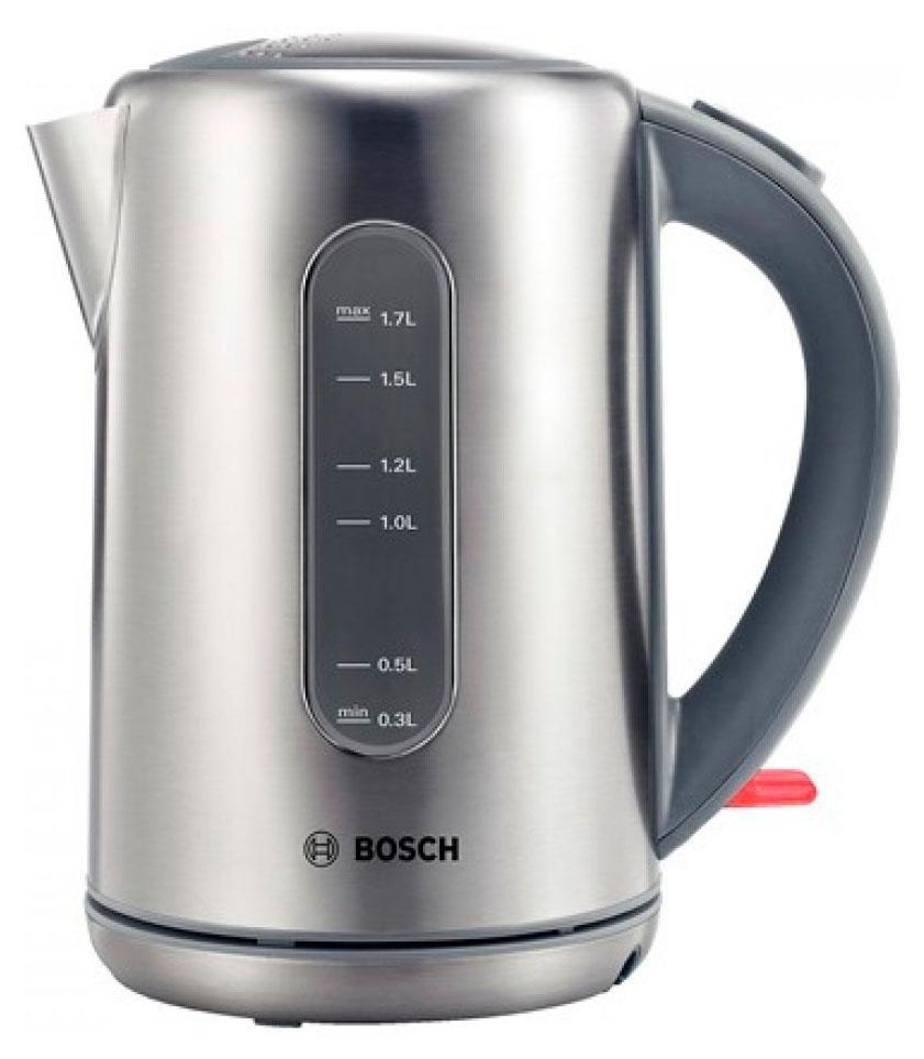 Bosch TWK 7901, Silver электрический чайникTWK7901