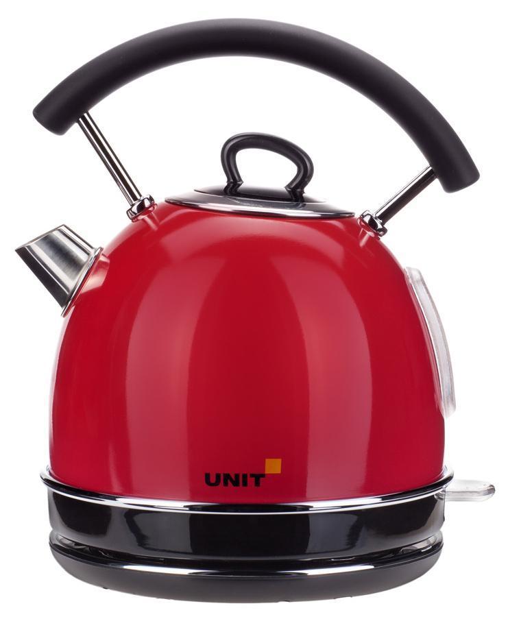 Unit UEK-261, Red чайник электрический