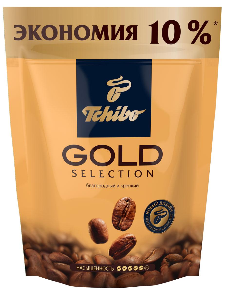 Tchibo Gold Selection кофе растворимый, 75 г477142Порадуйте себя благородным вкусом и насыщенным ароматом кофе Tchibo Gold Selection. Зерна Tchibo Gold Selection тщательно обжариваются небольшими партиями до благородного золотисто-коричневого оттенка. Эта особая золотистая обжарка позволяет раскрыть необычайно богатый вкус и насыщенный аромат кофейных зерен.