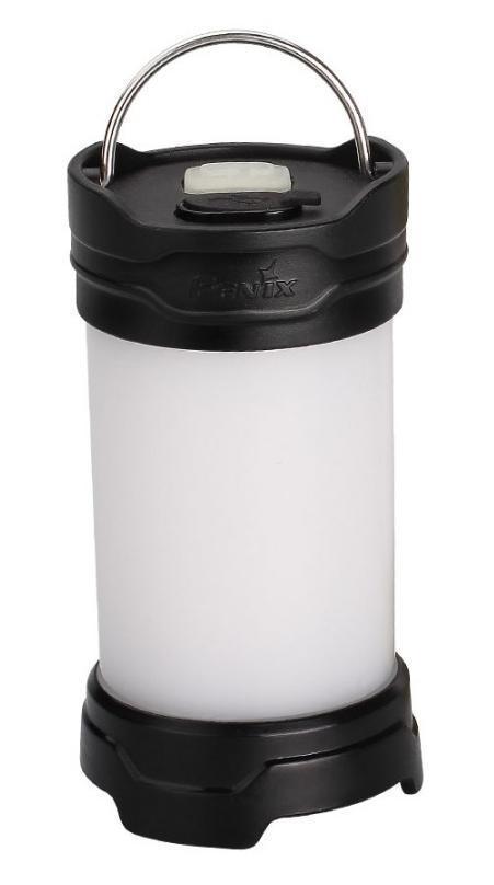 Фонарь кемпинговый Fenix CL25R черный fenix cl25r rechargeable lantern cl25rg фонарь olive