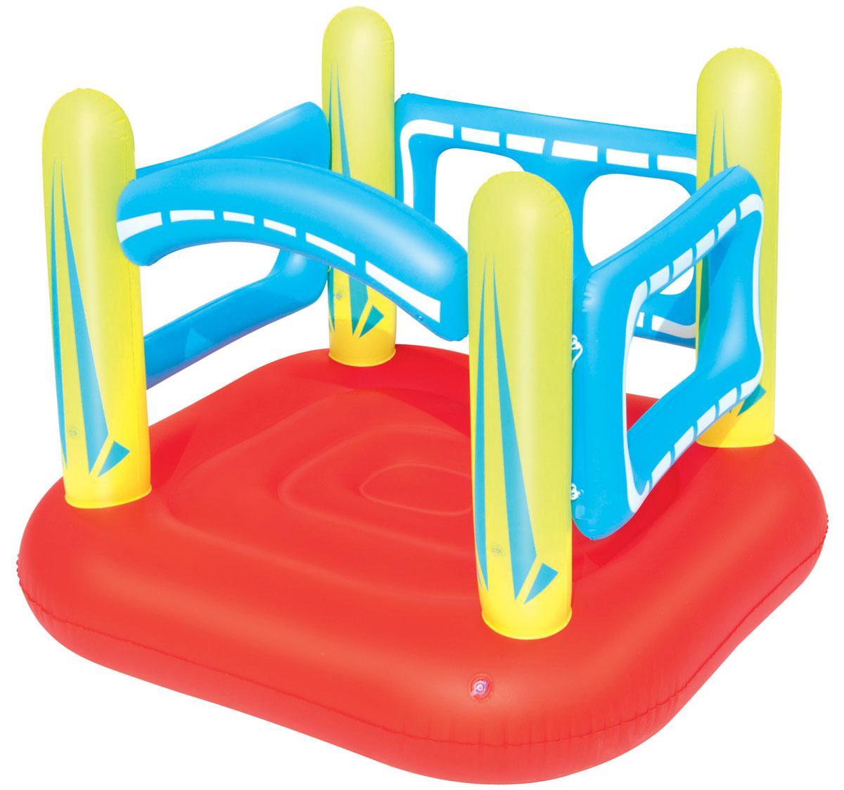 Bestway Батут надувной детский. 52182 детский комплекс dfc с батутом и баскетболом mtb 01