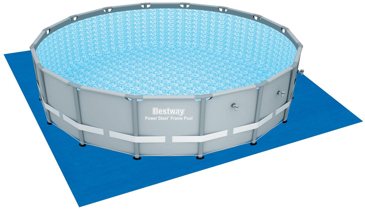 Bestway Подстилка для бассейнов, 520 х 520 см. 58251
