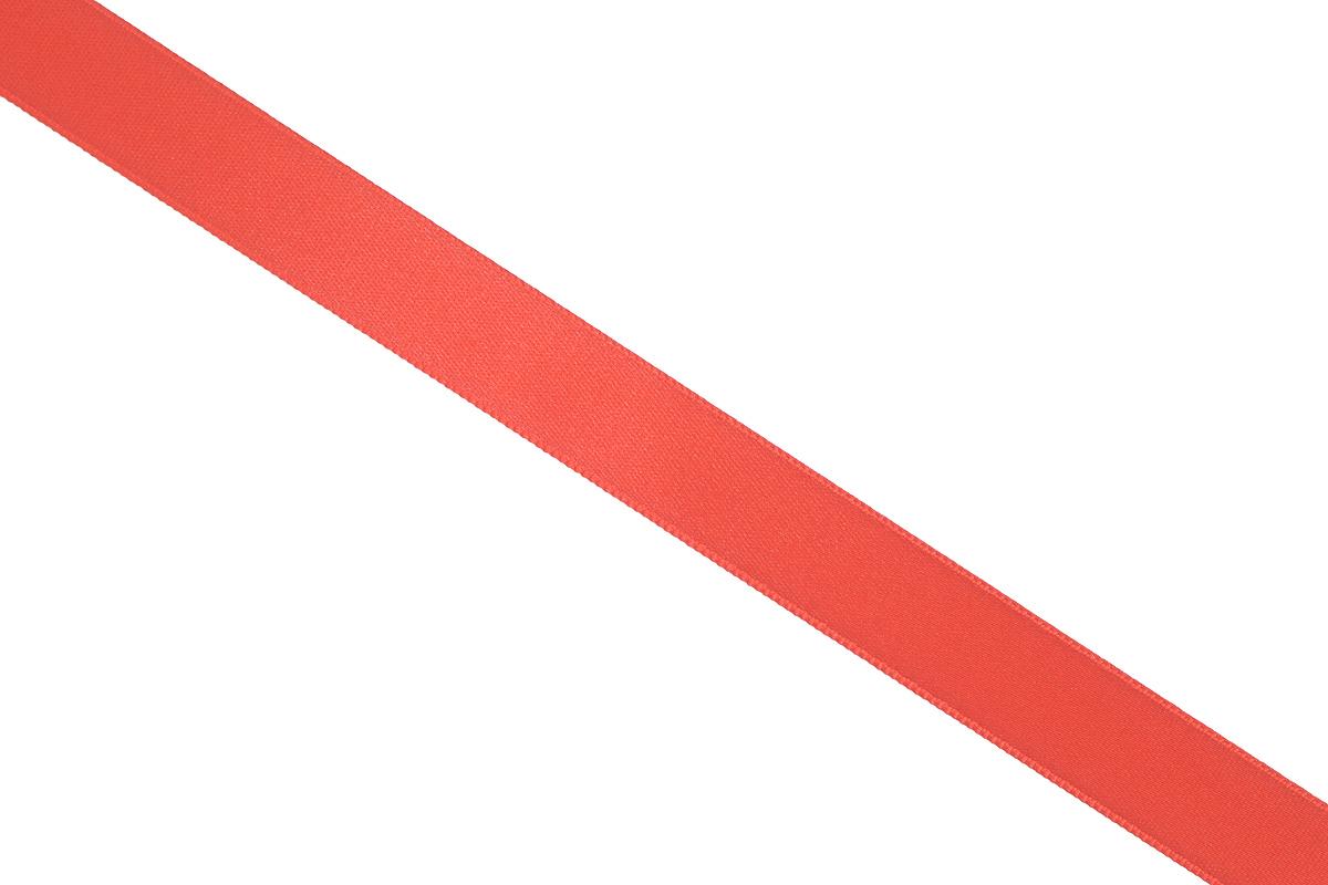 Лента атласная Prym, цвет: красный, ширина 15 мм, длина 25 м695803_71Атласная лента Prym изготовлена из 100% полиэстера. Область применения атласной ленты весьма широка. Изделие предназначено для оформления цветочных букетов, подарочных коробок, пакетов. Кроме того, она с успехом применяется для художественного оформления витрин, праздничного оформления помещений, изготовления искусственных цветов. Ее также можно использовать для творчества в различных техниках, таких как скрапбукинг, оформление аппликаций, для украшения фотоальбомов, подарков, конвертов, фоторамок, открыток и многого другого.Ширина ленты: 15 мм.Длина ленты: 25 м.
