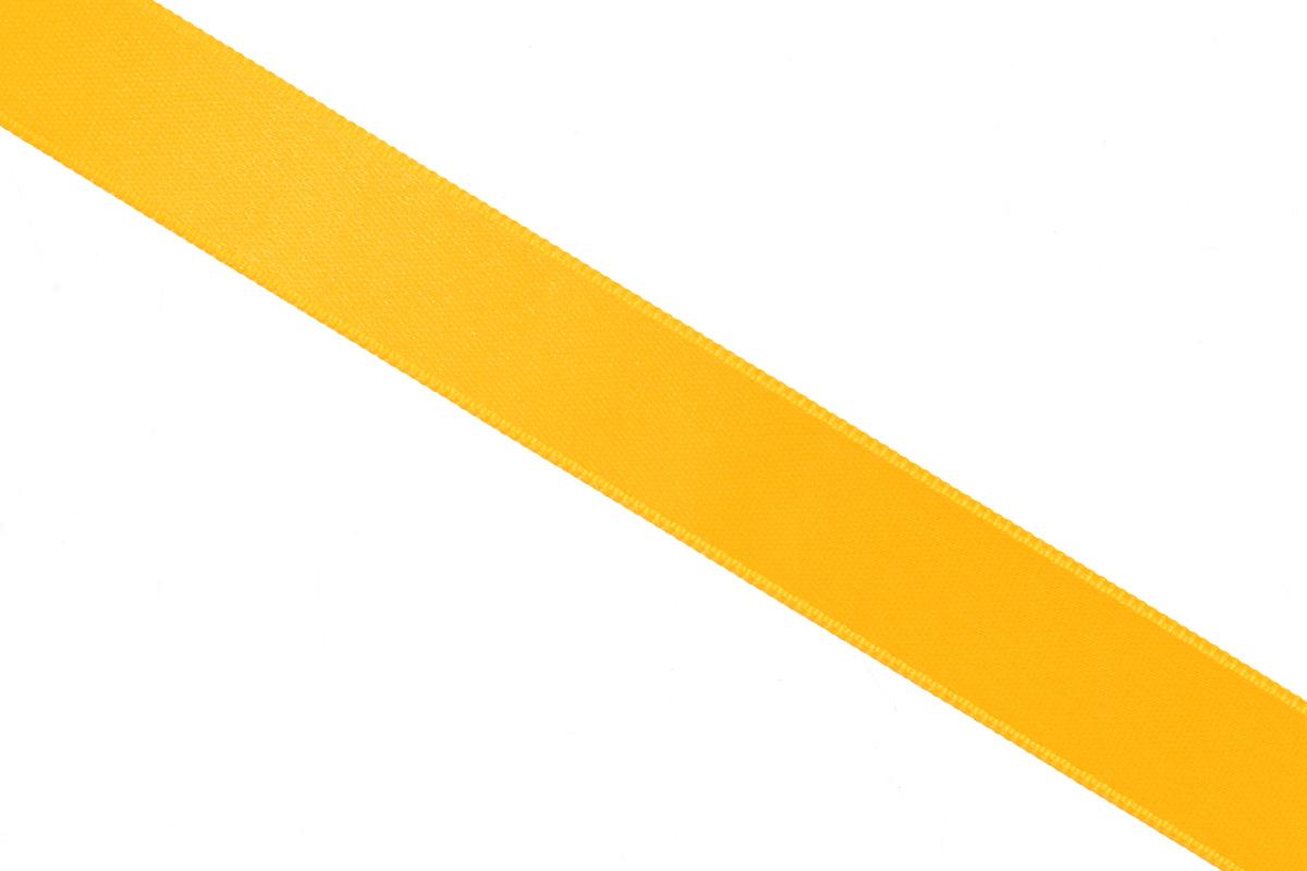Лента атласная Prym, цвет: темно-желтый, ширина 15 мм, длина 25 м695803_32Атласная лента Prym изготовлена из 100% полиэстера. Область применения атласной ленты весьма широка. Изделие предназначено для оформления цветочных букетов, подарочных коробок, пакетов. Кроме того, она с успехом применяется для художественного оформления витрин, праздничного оформления помещений, изготовления искусственных цветов. Ее также можно использовать для творчества в различных техниках, таких как скрапбукинг, оформление аппликаций, для украшения фотоальбомов, подарков, конвертов, фоторамок, открыток и многого другого.Ширина ленты: 15 мм.Длина ленты: 25 м.